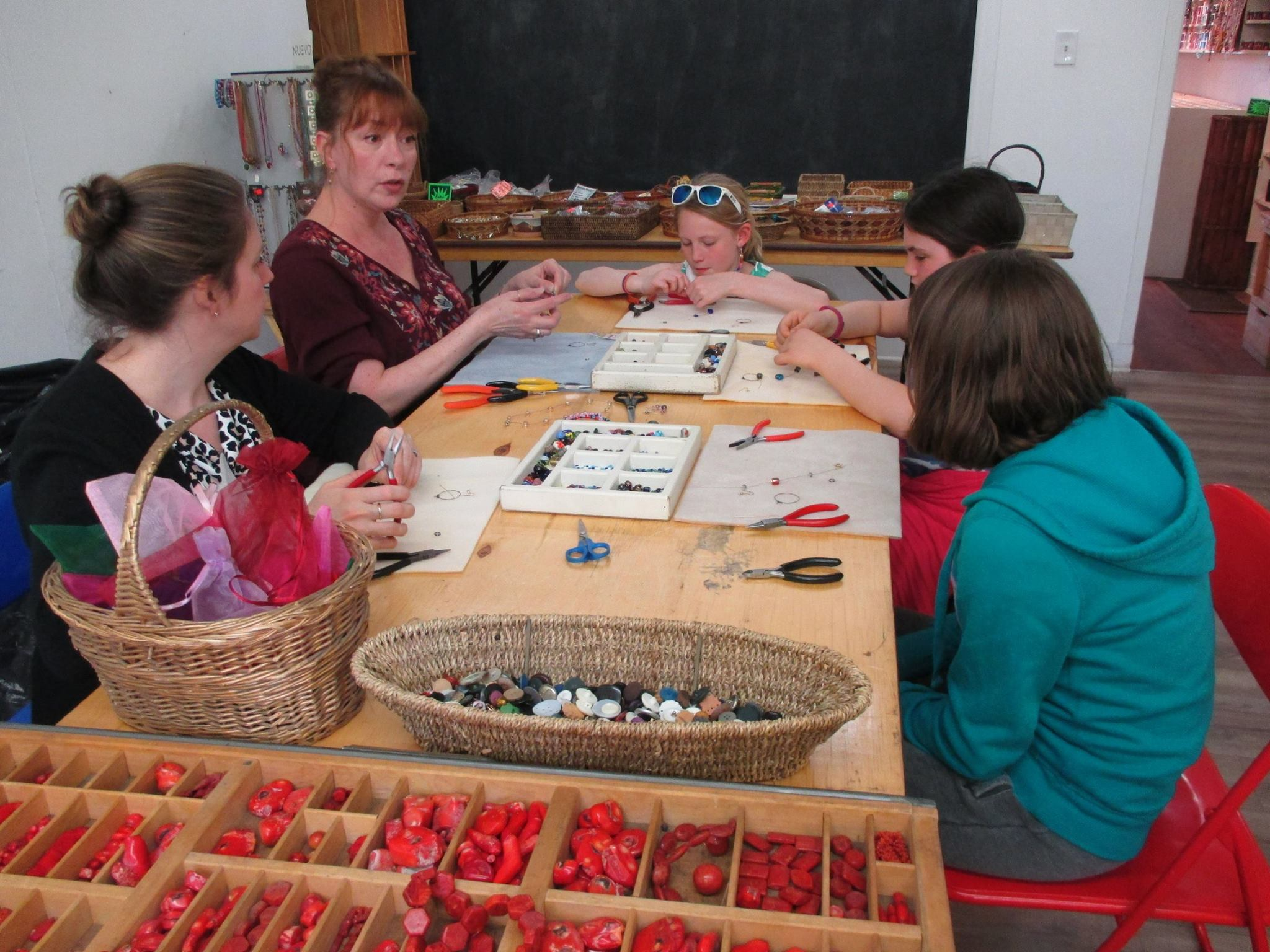 Beadworks workshop